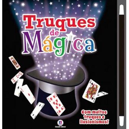 Livro: Truques de mágica