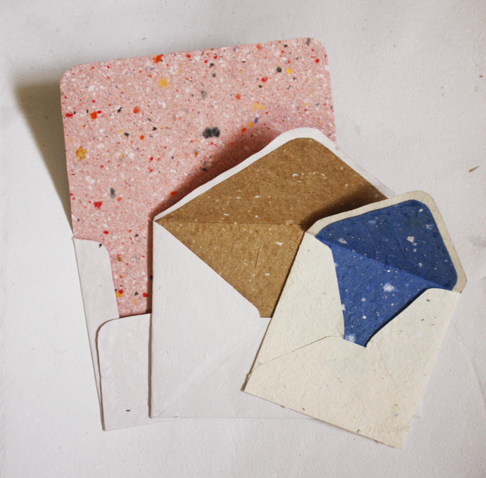 Envelopes variados