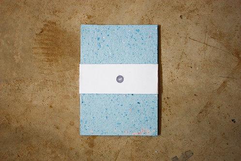 Papel Azul Claro / A4 / 10 folhas