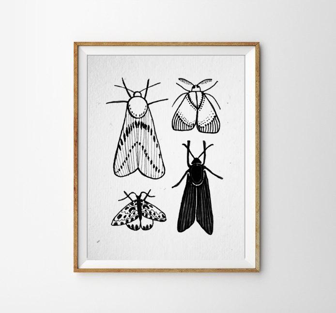 Motten poster