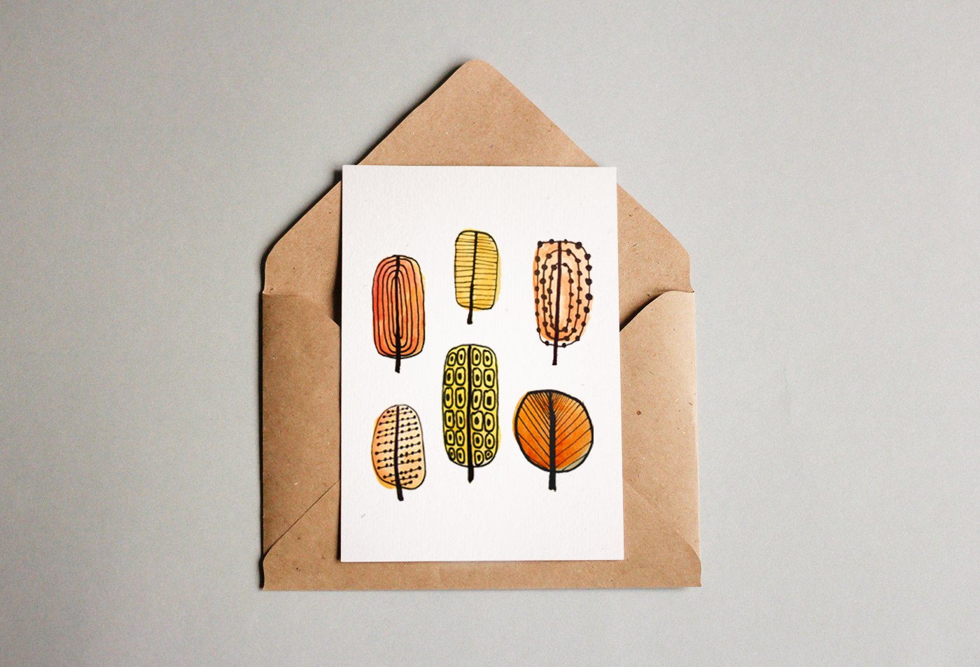 Bäume_card