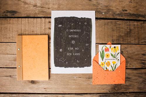 Kit Mãe Fã de Arte