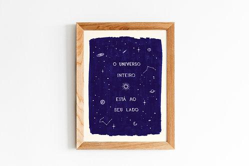 Universo A4  I  por Sebastian Bieberle