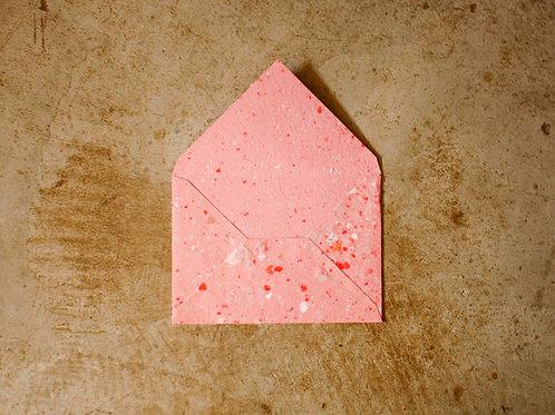 Envelope A6  I  Rosa