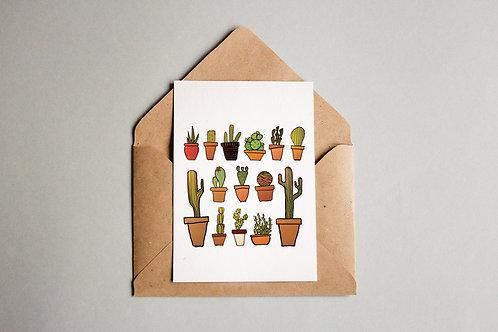 Cartão Cacti