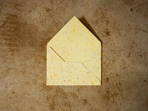 Envelope A6  I  Amarelo
