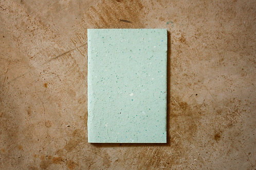 Caderno A5 / Verde