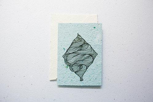 Cartão - Nó na Garganta