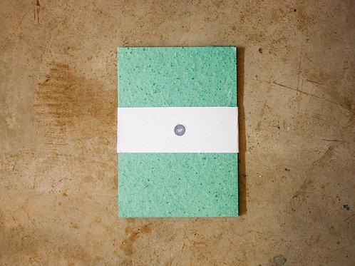 Papel Verde Escuro / A4 / 10 folhas