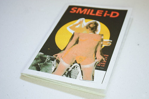 Caderno - Sorria Buceta  I  por Verônica Leite
