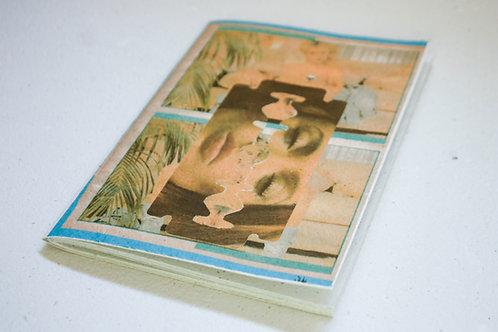 Caderno - Lâmina  I  por Verônica Leite