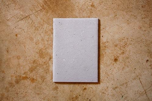 Caderno A5 / capa cinza