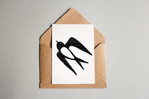 Cartão Andorinha