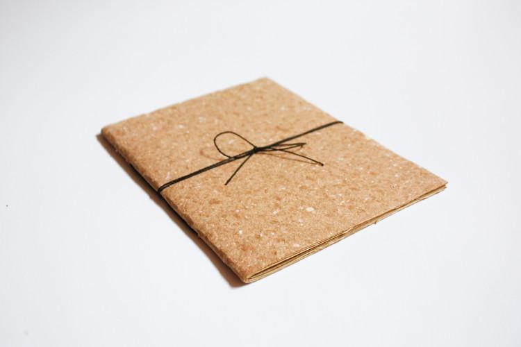 Caderno A5  I  Miolo Kraft