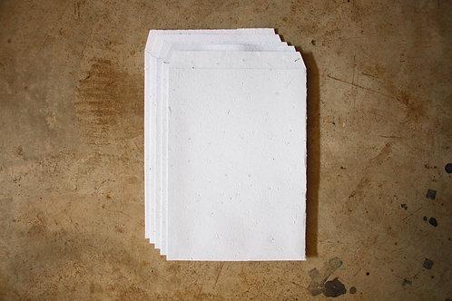 5 Envelopes A4  I  Off white