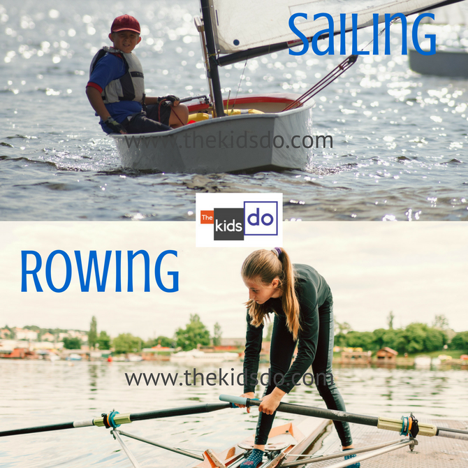 Setting Sail or Going Rowing?