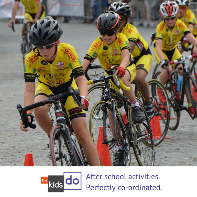 Try something a little bit different: special feature on alternative after school activities