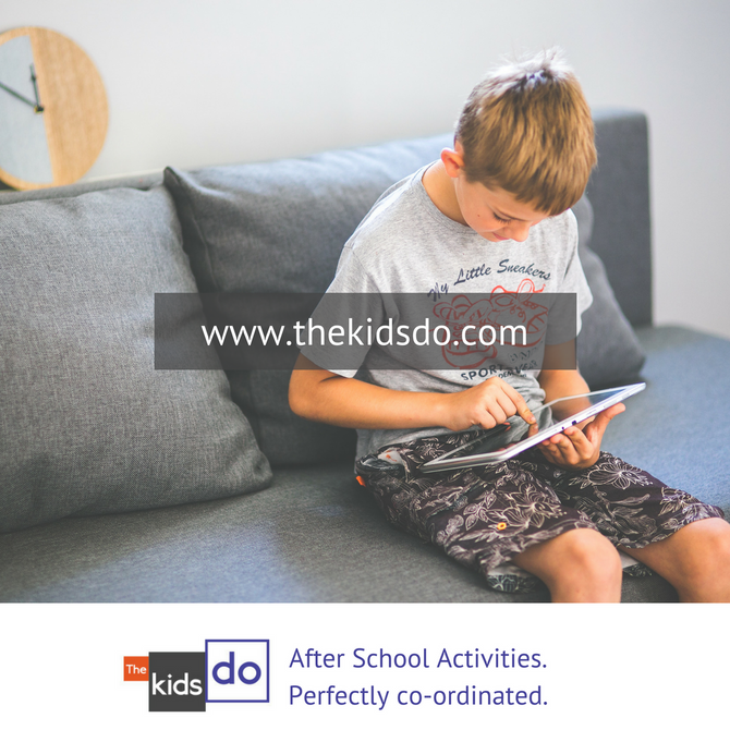 Down with the Digital Kids - Top tips for parents to help their children thrive and stay safe online