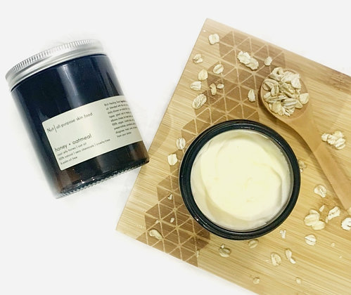 Oatmeal + Honey | All Purpose Skin Food