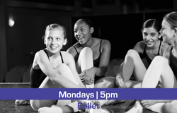 Kids activity Ballet