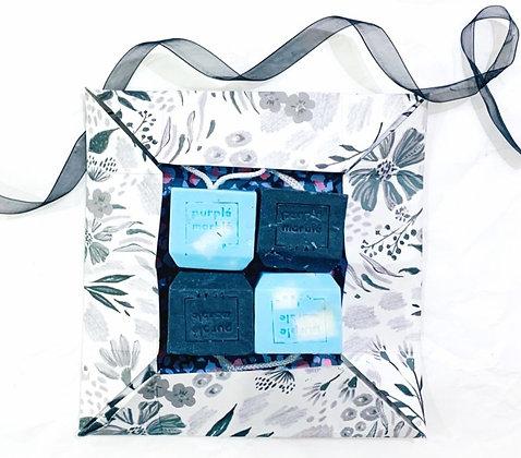 Haven Gift Box | 4 x Bar Soap