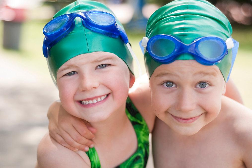 Kids activity Swimming schedule