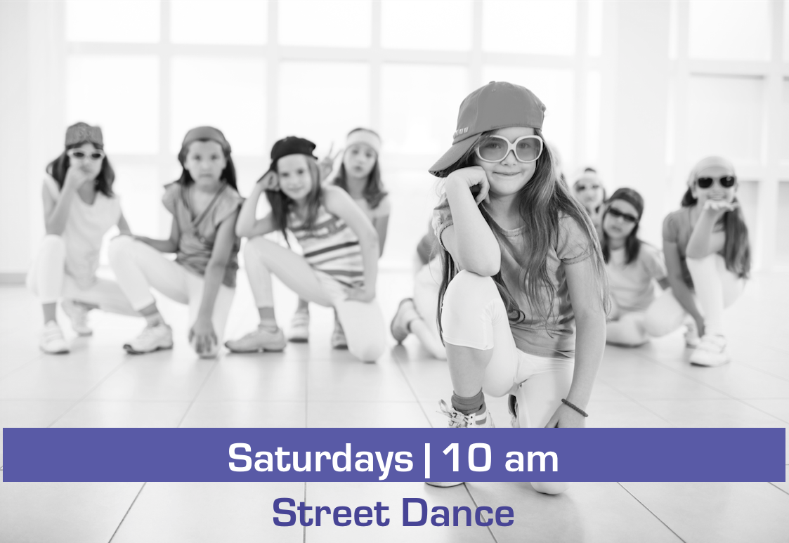 Street dance Kids activity