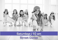 Street dance Kids activity