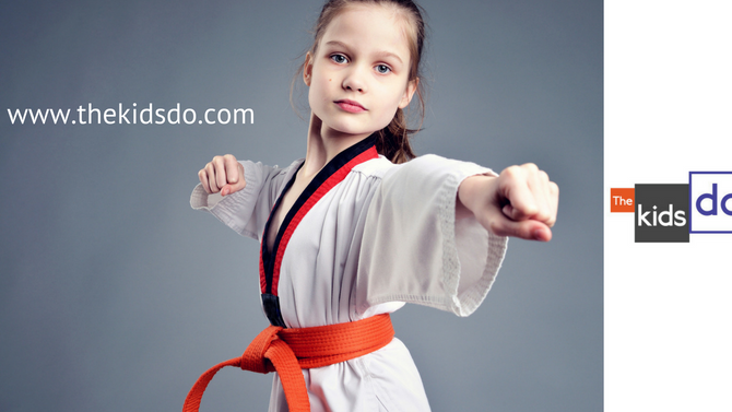 Keen on Karate or Jumping for Joy for Judo - How to get the kids mastering Martial Arts!
