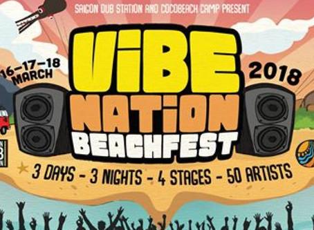 VIBE NATION BEACH FESTIVAL 2018 : on y était !