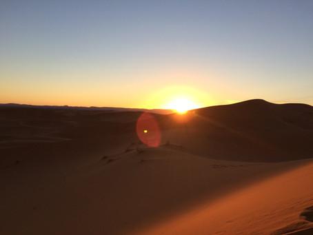 Une nuit dans le désert : Jour 2