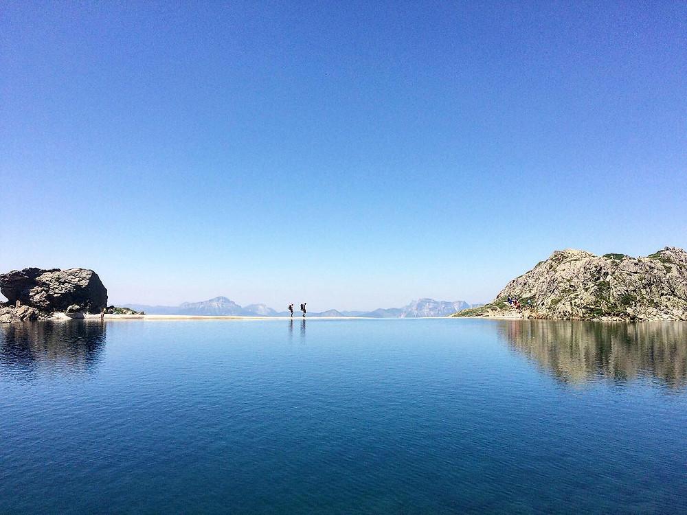 Lac du Crozet, Belledonne