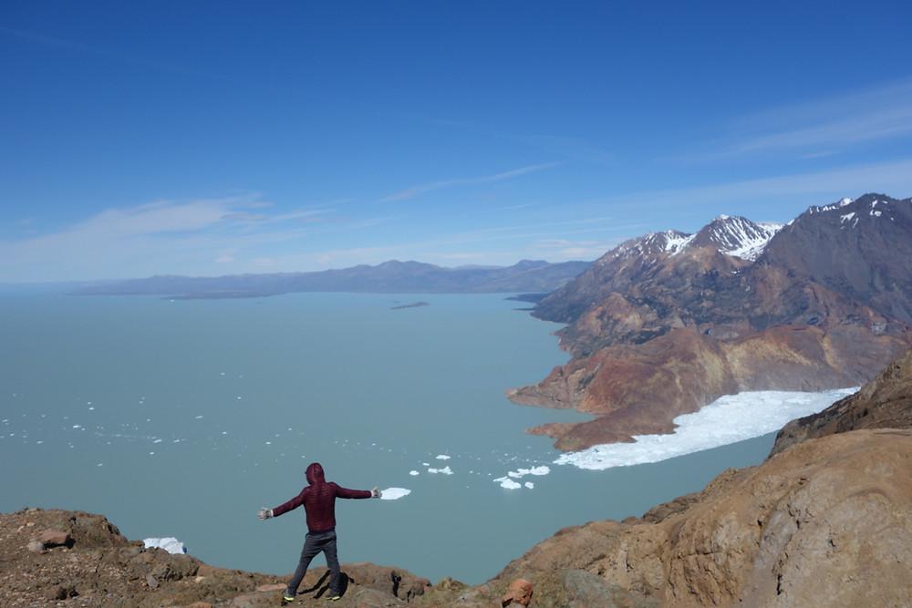 circuit huemul : glacier viedma