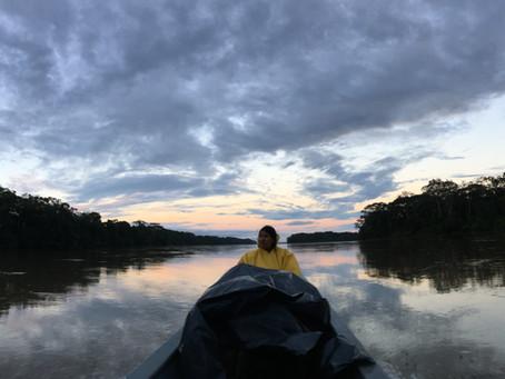 15 jours en Amazonie : du bateau, du camping en pleine forêt, et de l'Ayahuasca !