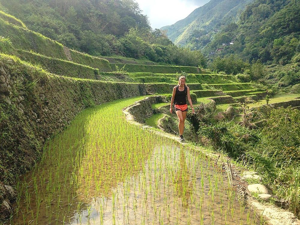 Trek rizière Banaue
