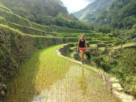 Manille : trek dans les rizières de Banaue et surf à San Juan La Union.