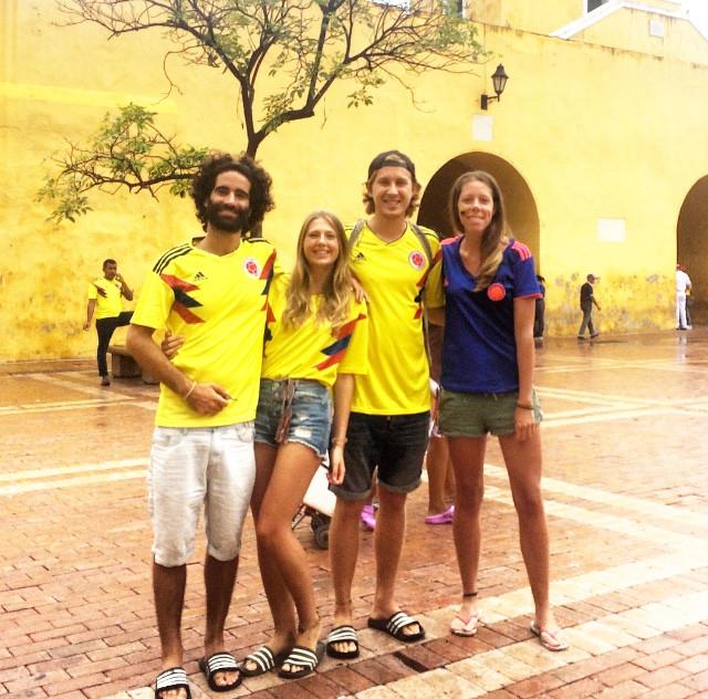 coupe du monde colombie