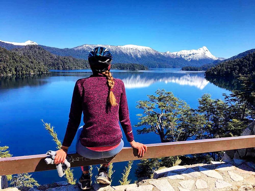 Route des 7 lacs : Lago Espejo