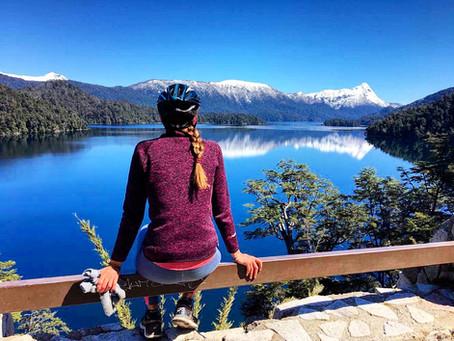 Patagonie : traverser la route des 7 lacs en vélo !