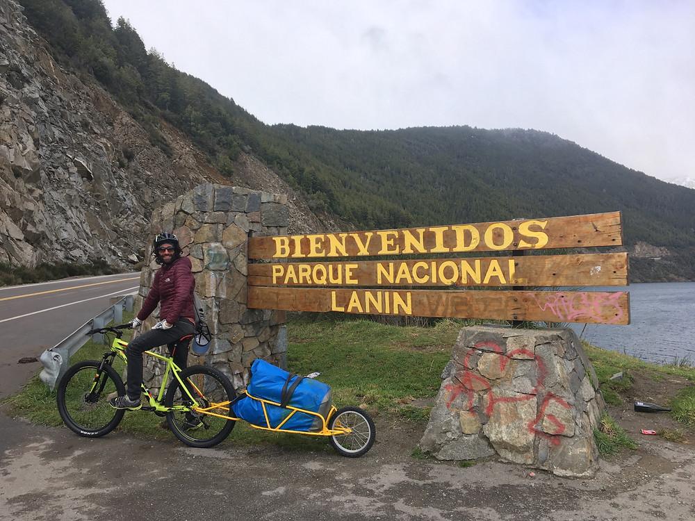 La route des 7 lacs à vélo