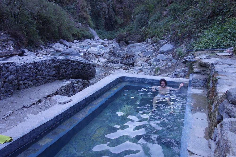 Hot Springs - Jinhu