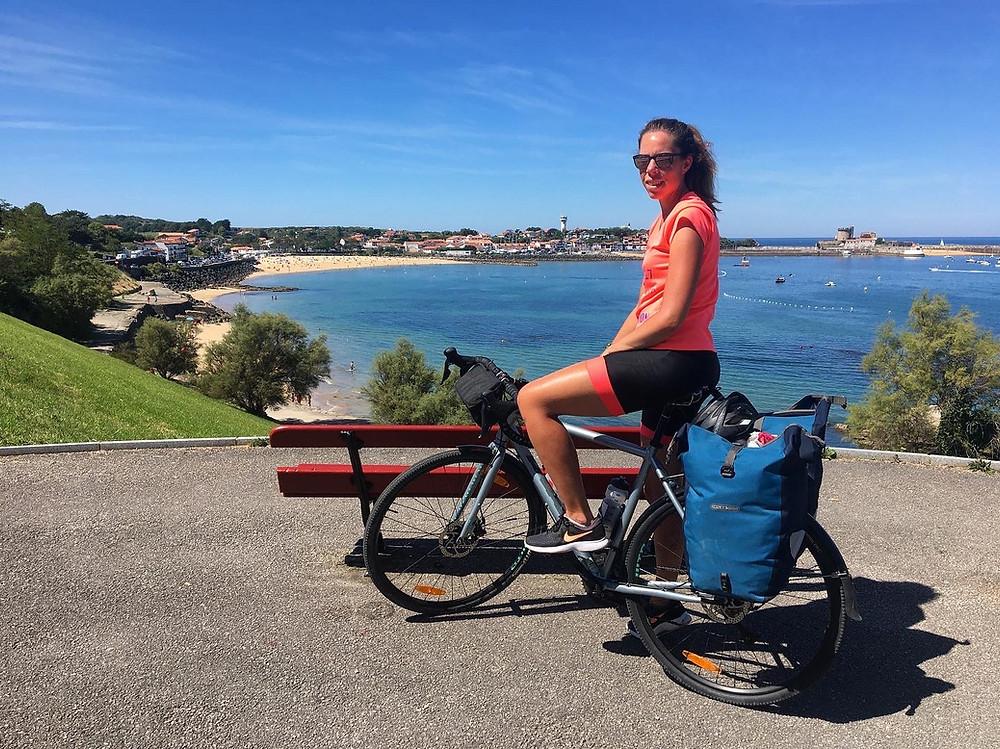La côte Basque à vélo