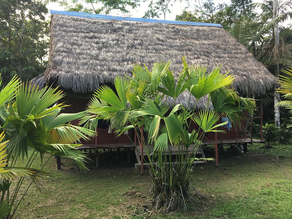 Notre cabane pour la retraite