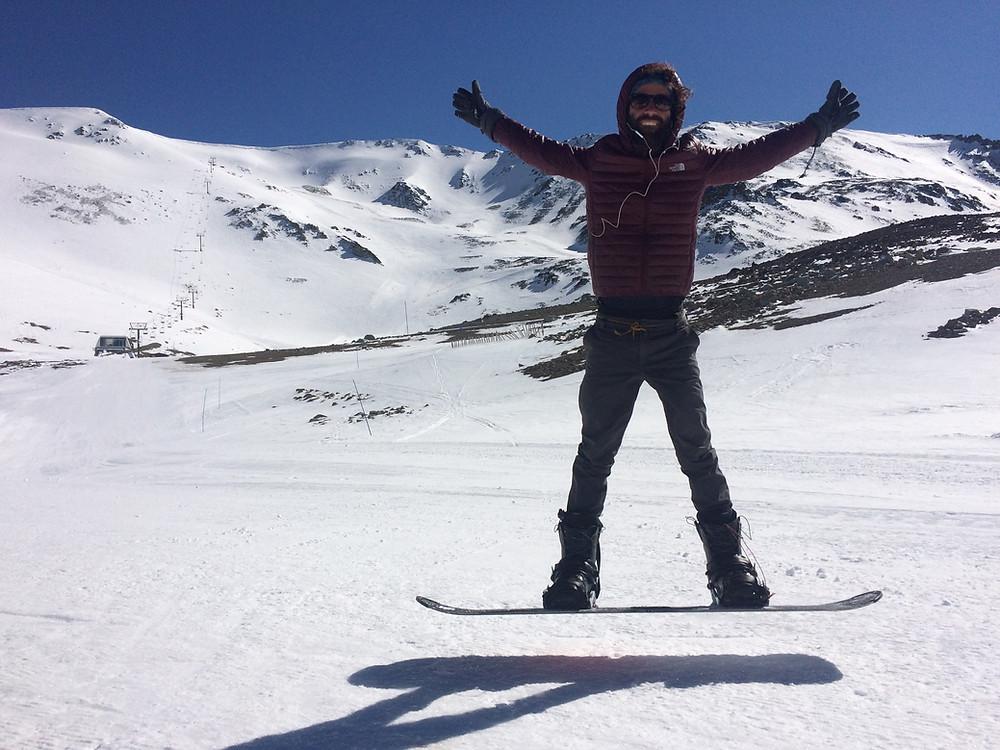 Ski à Esquel