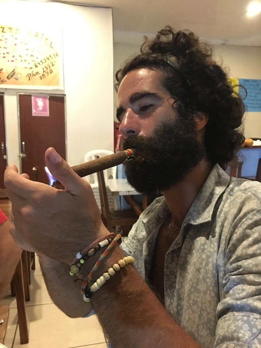 fab fume le cigare