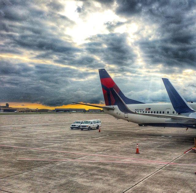 Aéroport Californie