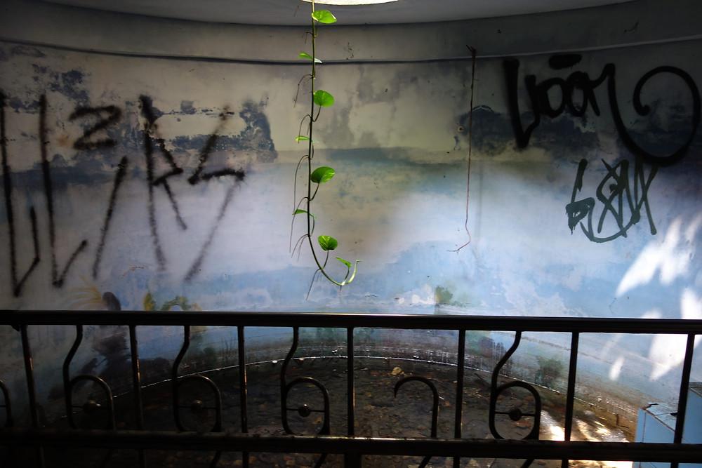 Parc aquatique abandonné Hué