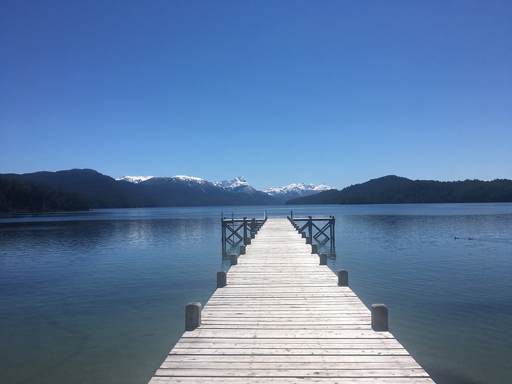 Route des 7 lacs : passion ponton