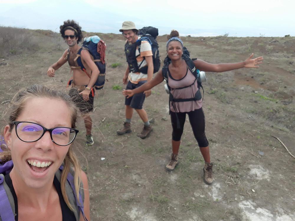la team trek