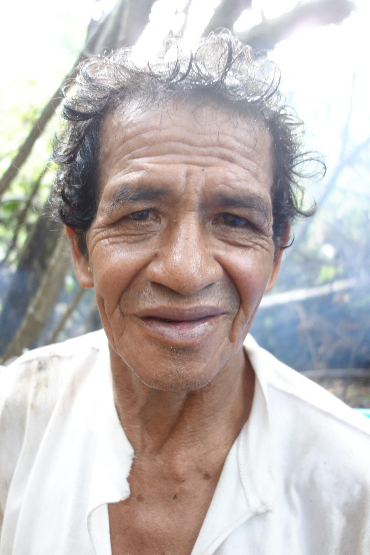 René, guide en amazonie